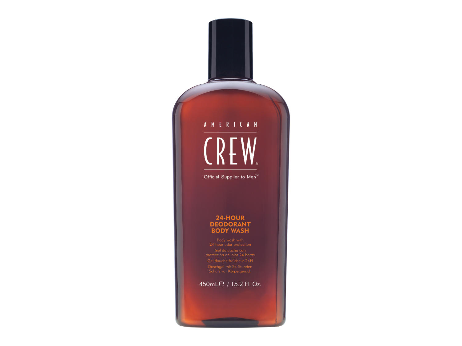 Arma Beauty - American Crew - 24-Hour Body Wash