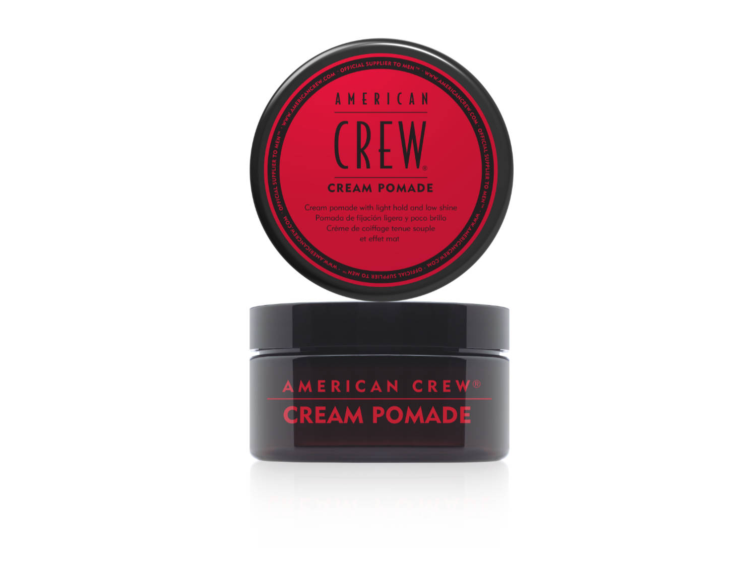 Arma Beauty - American Crew - Cream Pomade