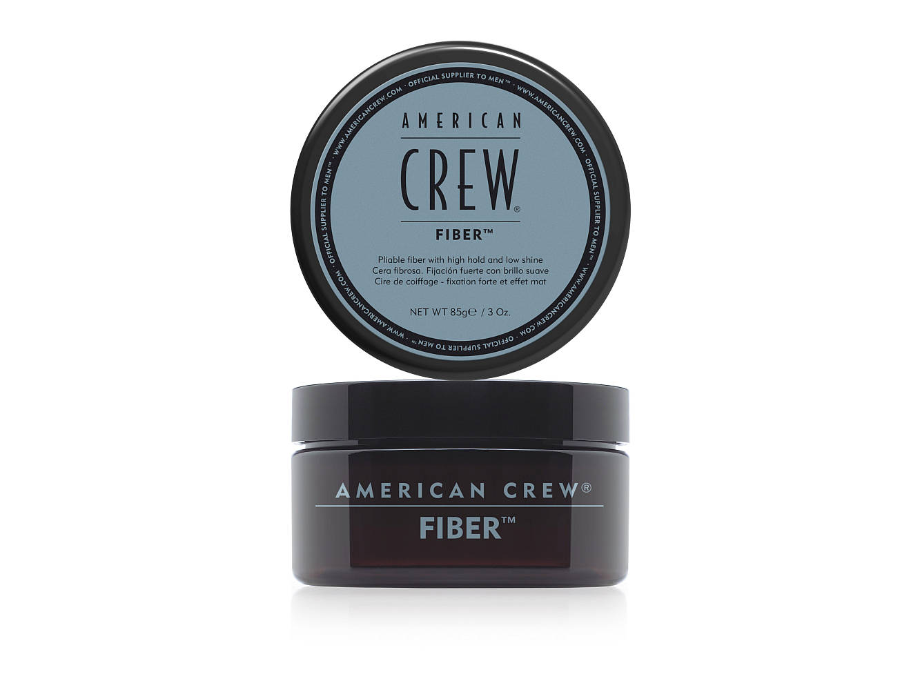 Arma Beauty - American Crew - Fiber