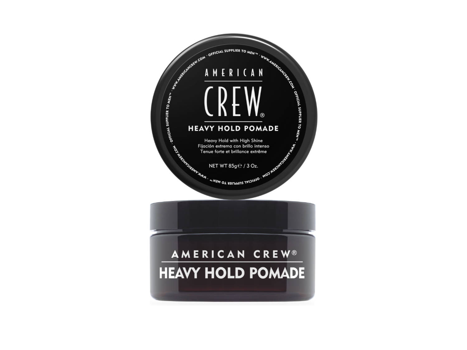 Arma Beauty - American Crew - Heavy Hold Pomade
