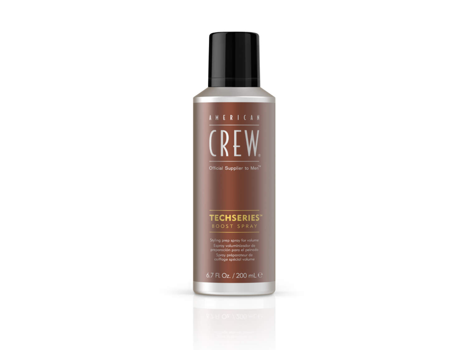 Arma Beauty - American Crew - Tech Series Boost Spray