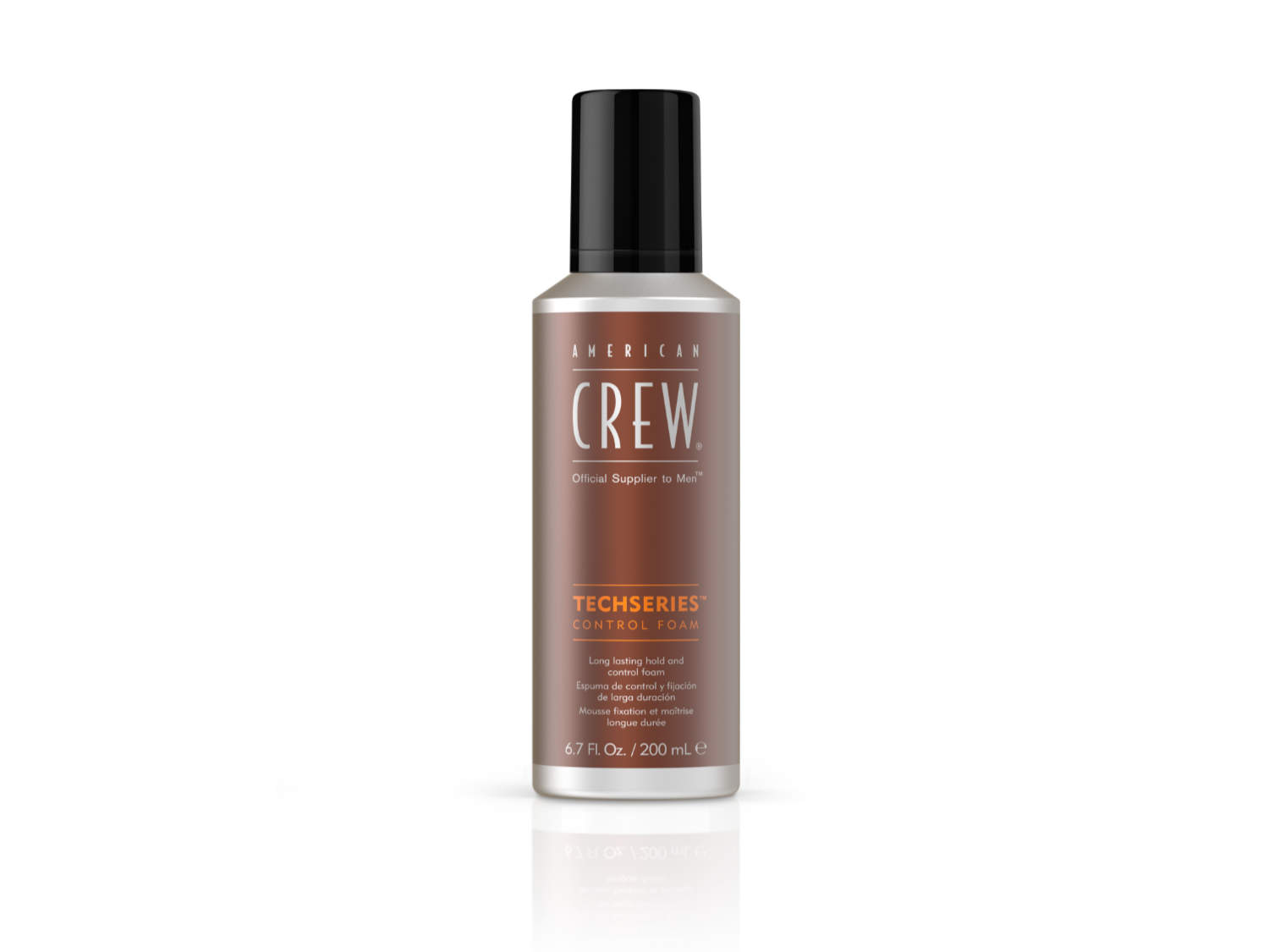 Arma Beauty - American Crew - Tech Series Control Foam