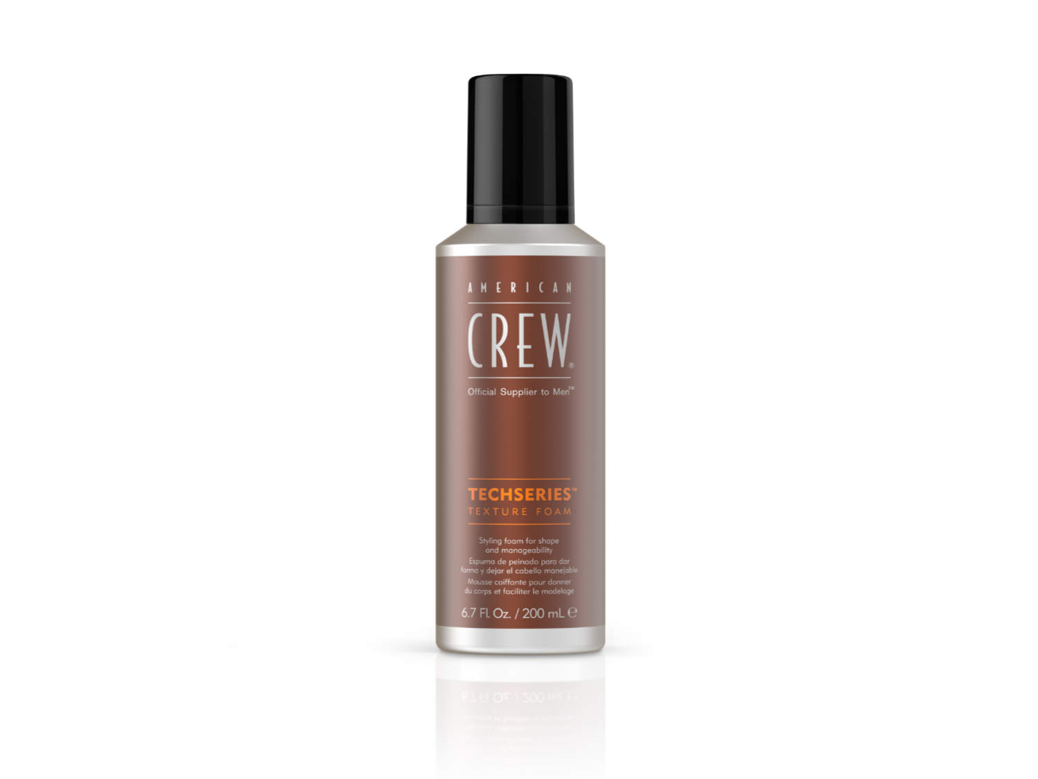 Arma Beauty - American Crew - Tech Series Texture Foam